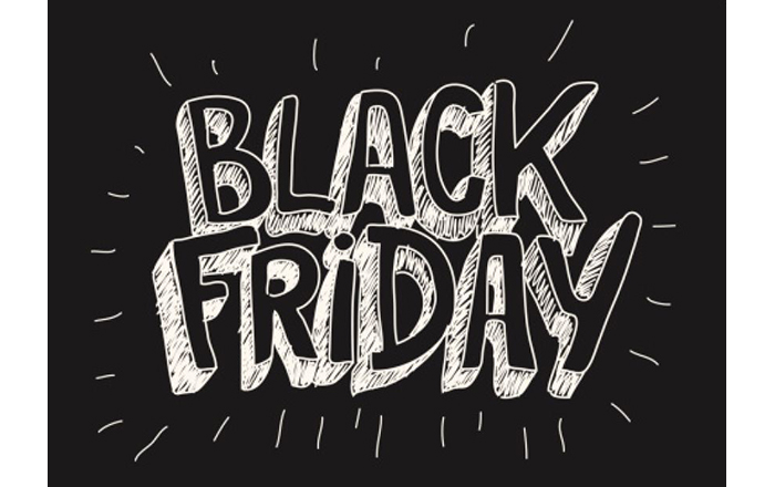 Black Friday vendredi 24 Novembre