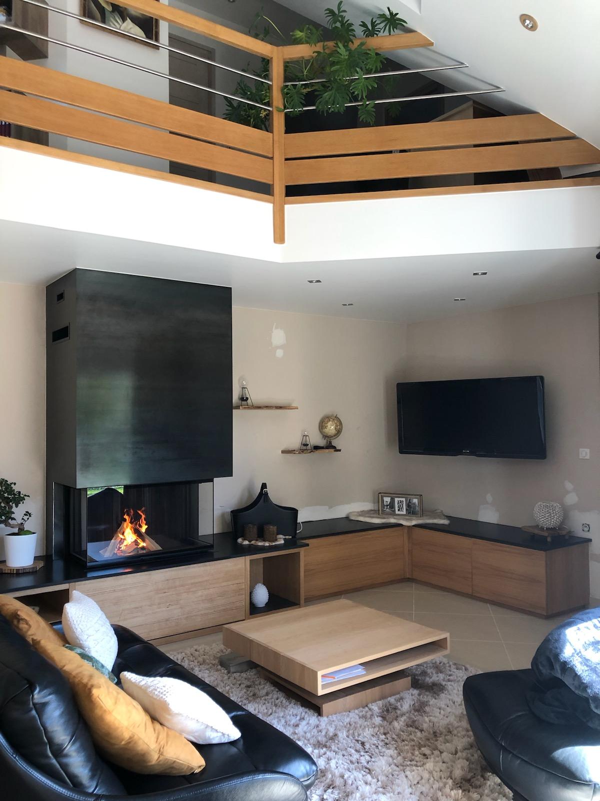 Foyer à bois RUEGG R III