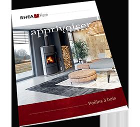 Catalogue  RHEA FLAM - Poêles à bois