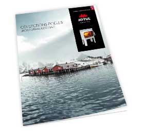 Catalogue Jøtul poêles à bois